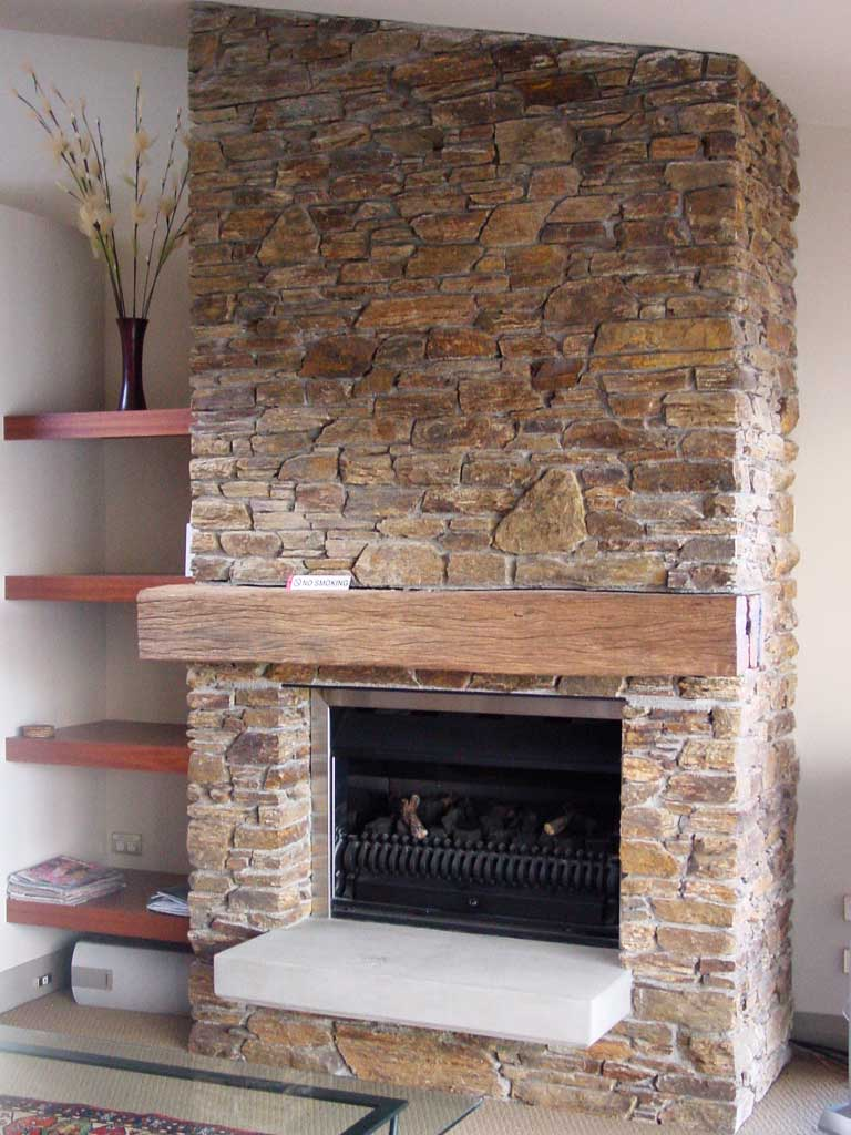 fireplace afters marbella with tv new maris design ledgestone shepherd surround flatscreen a stone faux rotate